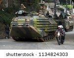 rio de janeiro  brazil ...   Shutterstock . vector #1134824303