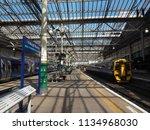 edinburgh  uk   circa june 2018 ... | Shutterstock . vector #1134968030