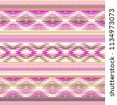 abstract striped seamless... | Shutterstock .eps vector #1134973073