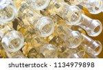 multiple sampling tubes for... | Shutterstock . vector #1134979898