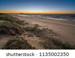 before sunrise  windang beach ... | Shutterstock . vector #1135002350