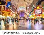 las vegas  usa   jun 16  2012 ... | Shutterstock . vector #1135016549