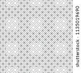 seamless pattern. modern... | Shutterstock .eps vector #1135019690