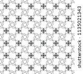seamless pattern. modern... | Shutterstock .eps vector #1135021343