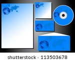 patterns of business style form ... | Shutterstock .eps vector #113503678
