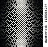 abstract halftone geometric... | Shutterstock .eps vector #1135086299