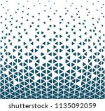 abstract seamless geometric... | Shutterstock .eps vector #1135092059