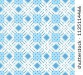 ethnic boho seamless pattern. ... | Shutterstock .eps vector #1135114466
