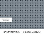 gray color  weave texture... | Shutterstock .eps vector #1135128020