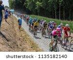 pave escaudoeuvres a thun ... | Shutterstock . vector #1135182140
