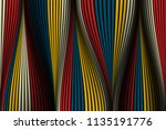 trendy abstract background.... | Shutterstock .eps vector #1135191776