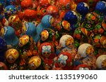 moscow  russia   july 03  ... | Shutterstock . vector #1135199060