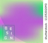 vector bright geometric... | Shutterstock .eps vector #1135202093