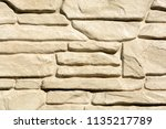 abstract weathered texture... | Shutterstock . vector #1135217789