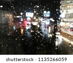 blur background  the light of... | Shutterstock . vector #1135266059