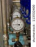 Barometers In Industrial...