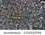 multicolored  hdr toning marble ... | Shutterstock . vector #1135332596