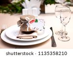 Gift Confiture Decorated With A ...