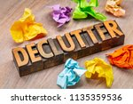Declutter   Abstract In Vintag...