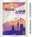 Modern New Zealand Auckland...