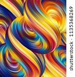 vector illustration  3d... | Shutterstock .eps vector #1135368269