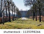 city oranienbaum with castle... | Shutterstock . vector #1135398266