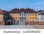 city oranienbaum with castle... | Shutterstock . vector #1135398293