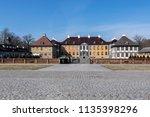 city oranienbaum with castle... | Shutterstock . vector #1135398296