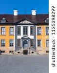 city oranienbaum with castle... | Shutterstock . vector #1135398299