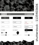 dark gray vector material...