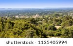 view of saint remy from the... | Shutterstock . vector #1135405994