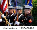 bremerton  washington   usa  ... | Shutterstock . vector #1135430486