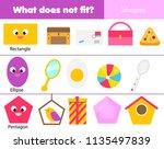 educational children game....   Shutterstock .eps vector #1135497839