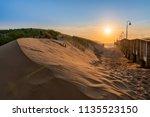 Dunes And The Sandbridge...