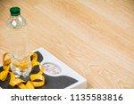 lifestyle concept  proper... | Shutterstock . vector #1135583816
