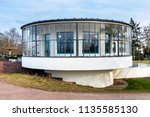 dessau  germany   march 30 ... | Shutterstock . vector #1135585130