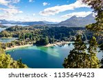 bahia mansa viewpoint at...   Shutterstock . vector #1135649423
