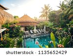 gianyar  bali  indonesia  ...   Shutterstock . vector #1135652429