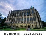 Old  Historical Church In The...