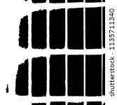 rough background. modern black... | Shutterstock .eps vector #1135711340