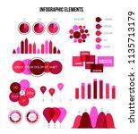 infographic elements  trendy...   Shutterstock .eps vector #1135713179