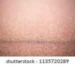 coper glitter and light...   Shutterstock . vector #1135720289