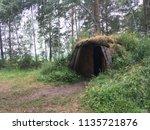 The Hut Of Vladimir Lenin In...