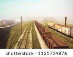 paranapiacaba  history  train ... | Shutterstock . vector #1135724876