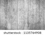 wooden wall texture in black... | Shutterstock . vector #1135764908