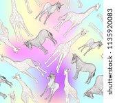 seamless pattern  background ... | Shutterstock .eps vector #1135920083