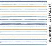 paint stripe seamless pattern.... | Shutterstock .eps vector #1135921169