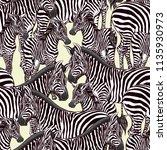 seamless pattern  background ... | Shutterstock .eps vector #1135930973