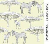 seamless pattern  background ... | Shutterstock .eps vector #1135931549