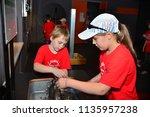 children on vacation children's ... | Shutterstock . vector #1135957238